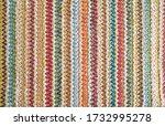 Close Up Colorful Basket...