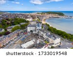 Aerial Photo Of The Town Centr...