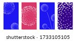 abstract graphic templates....   Shutterstock .eps vector #1733105105
