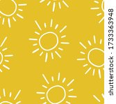 Seamless Summer Pattern With...