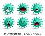 Covid 19 Coronavirus Emoji...