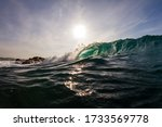 Sunshine And A Perfect Wave On...