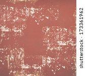 grunge background | Shutterstock . vector #173361962
