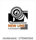 photography logos  photography...   Shutterstock .eps vector #1733665262