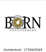 photography logos  photography...   Shutterstock .eps vector #1733665265