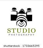 photography logos  photography...   Shutterstock .eps vector #1733665295