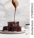 Vegan Chocolate Brownies Made...