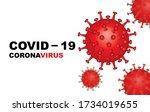 coronavirus  covid 19 ... | Shutterstock . vector #1734019655