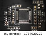 Computer Components. Pcb To Pc. ...