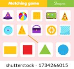 matching children educational... | Shutterstock .eps vector #1734266015