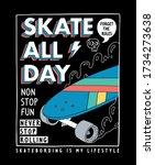 Skateboard Vector Illustration...