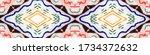 abstract creative decor.... | Shutterstock . vector #1734372632
