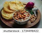 Chole Bhture Or Chana Masala I...