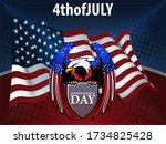 Independence Day Of The Usa 4th ...