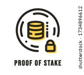 Proof Of Stake Icon...