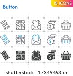 button icon set. included...
