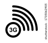 3g vector symbol.  new mobile...