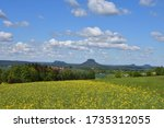 View To Lilienstein And...