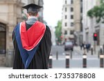 Small photo of London, UK - June 18th 2011: Graduation ceremony at Guildhall