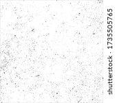 vector grunge black and white...   Shutterstock .eps vector #1735505765