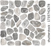 Large Size Collection Of Stones ...
