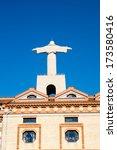 Cristo Rei In Lisbon  Portugal