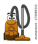 cute cartoon domestic vacuum...