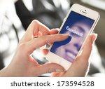 hilversum  netherlands  ... | Shutterstock . vector #173594528
