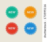 "set of labels ""new""  vector... 