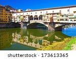 Old Bridge    Ponte Vecchio In...