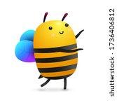 Dancing Cartoon Bee...