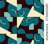 abstract background texture....   Shutterstock . vector #1736602085