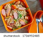 Instant Noodles Salad With...