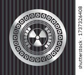 nuclear  radioactive icon...   Shutterstock .eps vector #1737326408