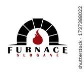The Furnace Logo Design Vector