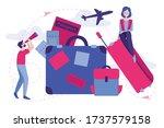 vector color illustration.... | Shutterstock .eps vector #1737579158