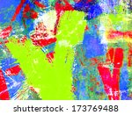 abstraction | Shutterstock . vector #173769488