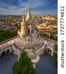 Budapest  Hungary   Aerial Vie...