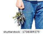 Big Bunch Of Keys In My Jeans...