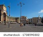 Naples  Italy  05 21 2020. A...