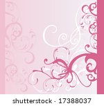 illustration of a decorative... | Shutterstock .eps vector #17388037
