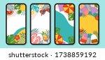 social media template... | Shutterstock .eps vector #1738859192