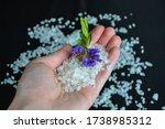 Sea Salt. Coarse  White Sea...