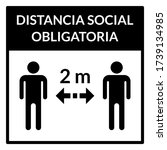 Distancia Social Obligatoria  ...