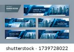 Abstract Banner Design Web...