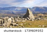 Large Rock Formations On The...