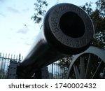 Cannon Gettysburg Battle...