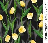 Flower Seamless Background....