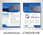 template vector design for... | Shutterstock .eps vector #1740249158