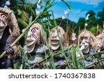 Papua New Guinea cultural mask festival Rabaul